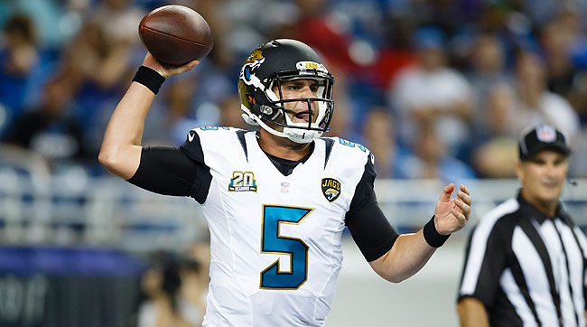 Blake Bortles (Photo by Rick Osentoski/AP)