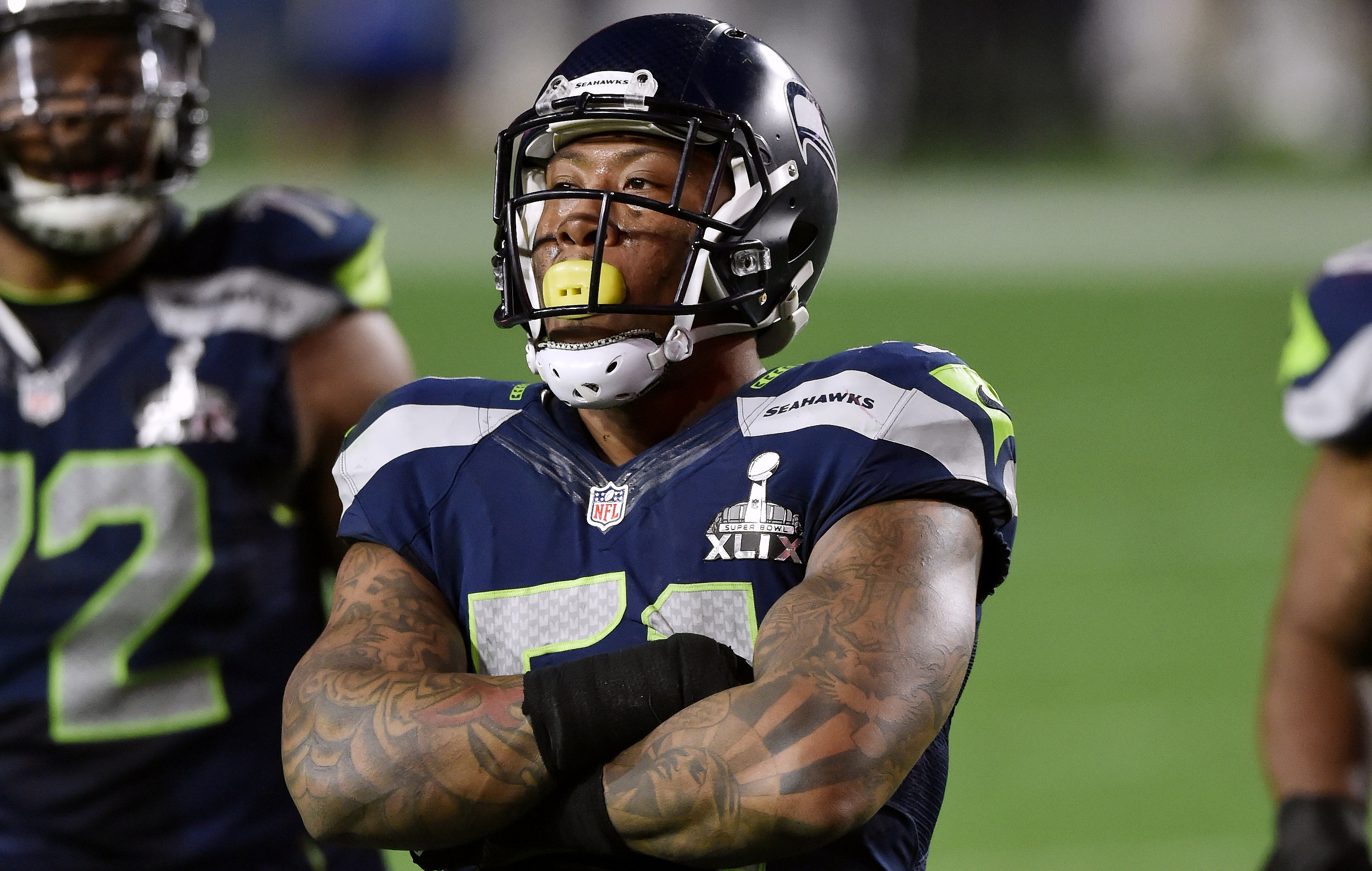 Seattle Seahawks Bruce Irvin talks NFL offseason testing