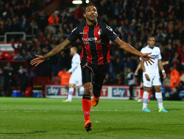 Callum Wilson helped Bournemouth secure promotion to the Premier League