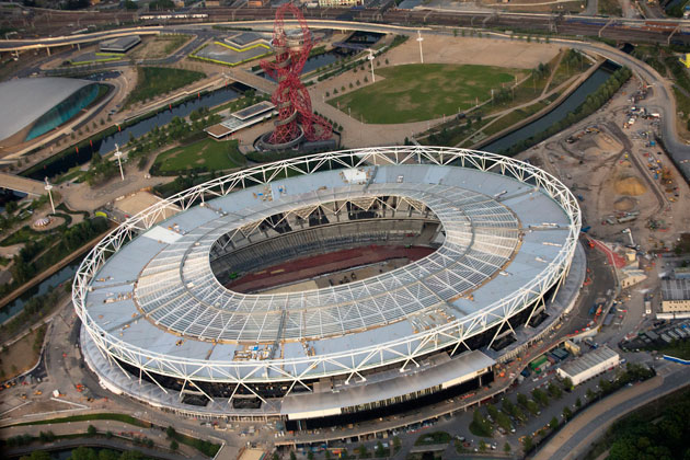 West Ham will be moving to the renovated Olympic Stadium
