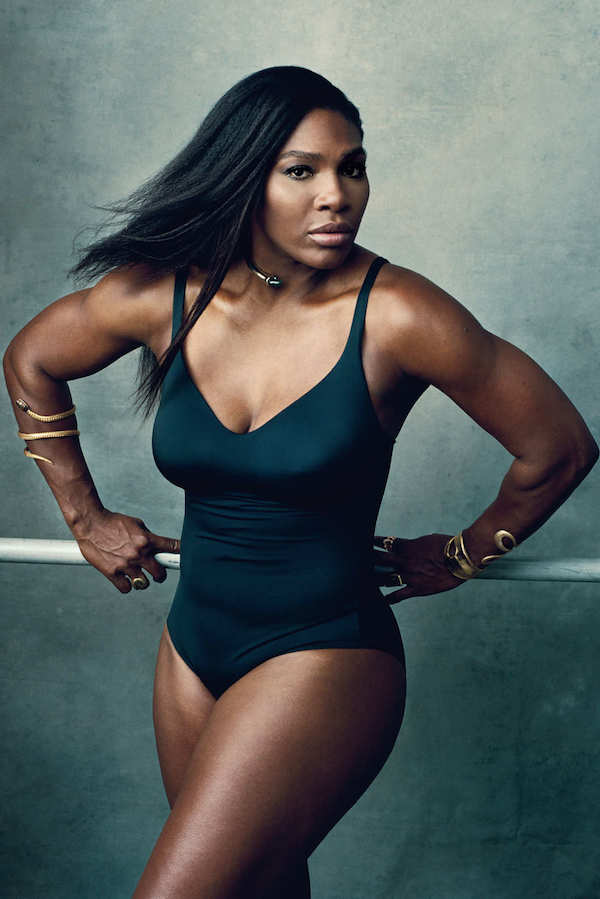 Serena Williams New York Magazine: Tennis star gets cover