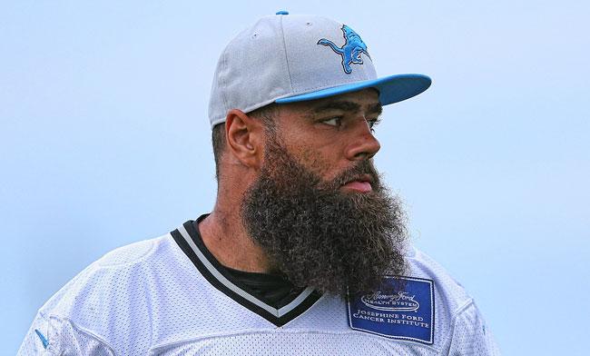 Lions linebacker DeAndre Levy. (Leon Halip/Getty Images)