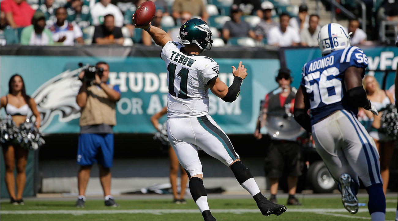 Tim Tebow Philadelphia Eagles