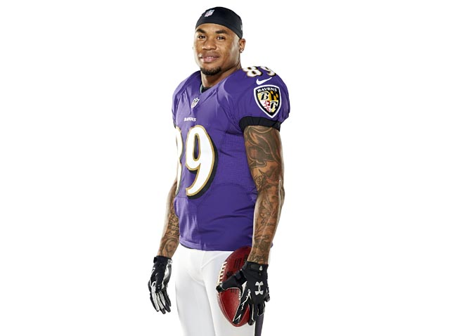 Ravens wide receiver Steve Smith Sr. announces his retirement