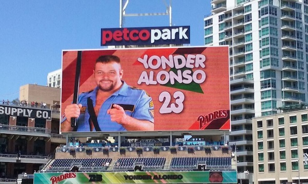 yonder alonso padres wresting intro 600