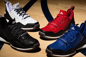 Adidas unveiled four new colorways as part of the D Lillard 1 team pack.