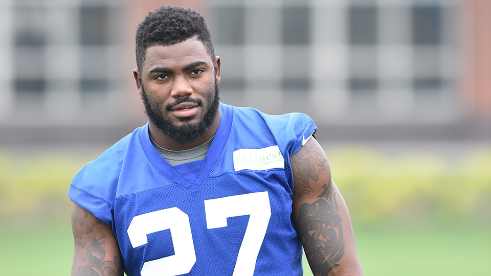 Rookie Landon Collins is expected to return from a knee injury.