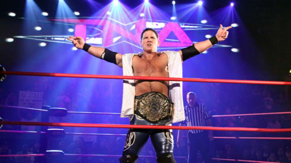 AJ Styles TNA WWE