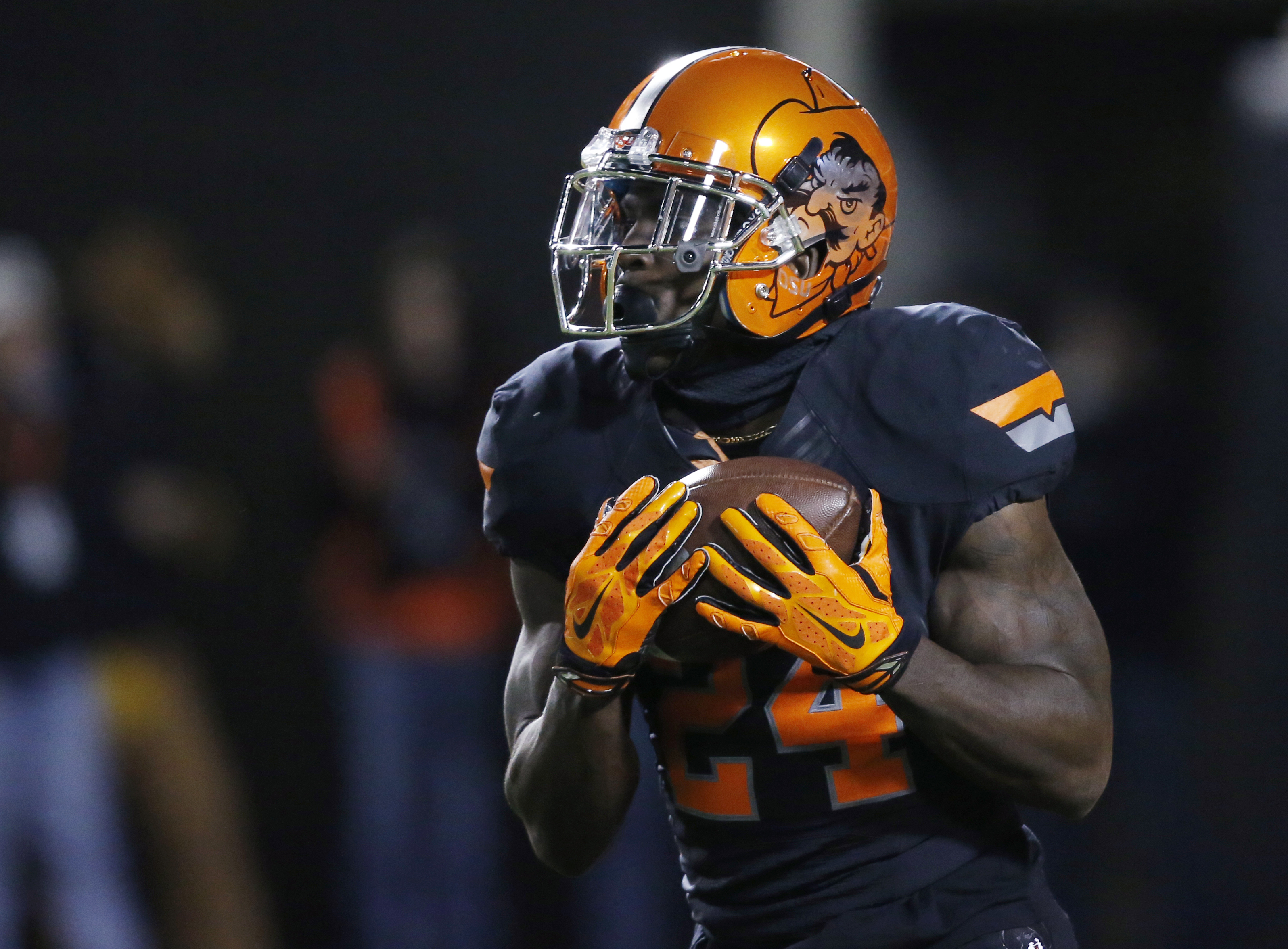 Tyreek Hill Former Oklahoma State RB enrolls at West Alabama