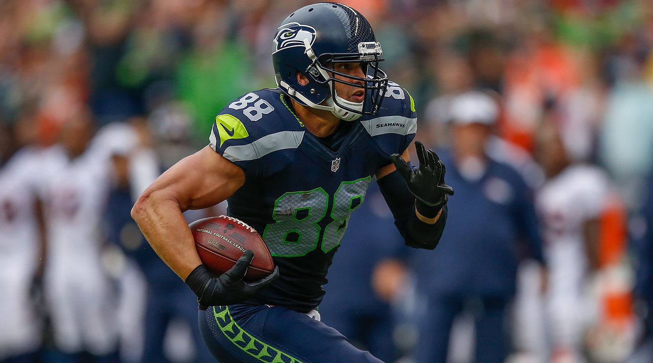 Jimmy Graham (Otto Greule Jr/Getty Images)