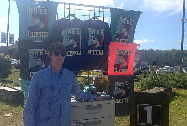 Free Brady Obama Hope shirts