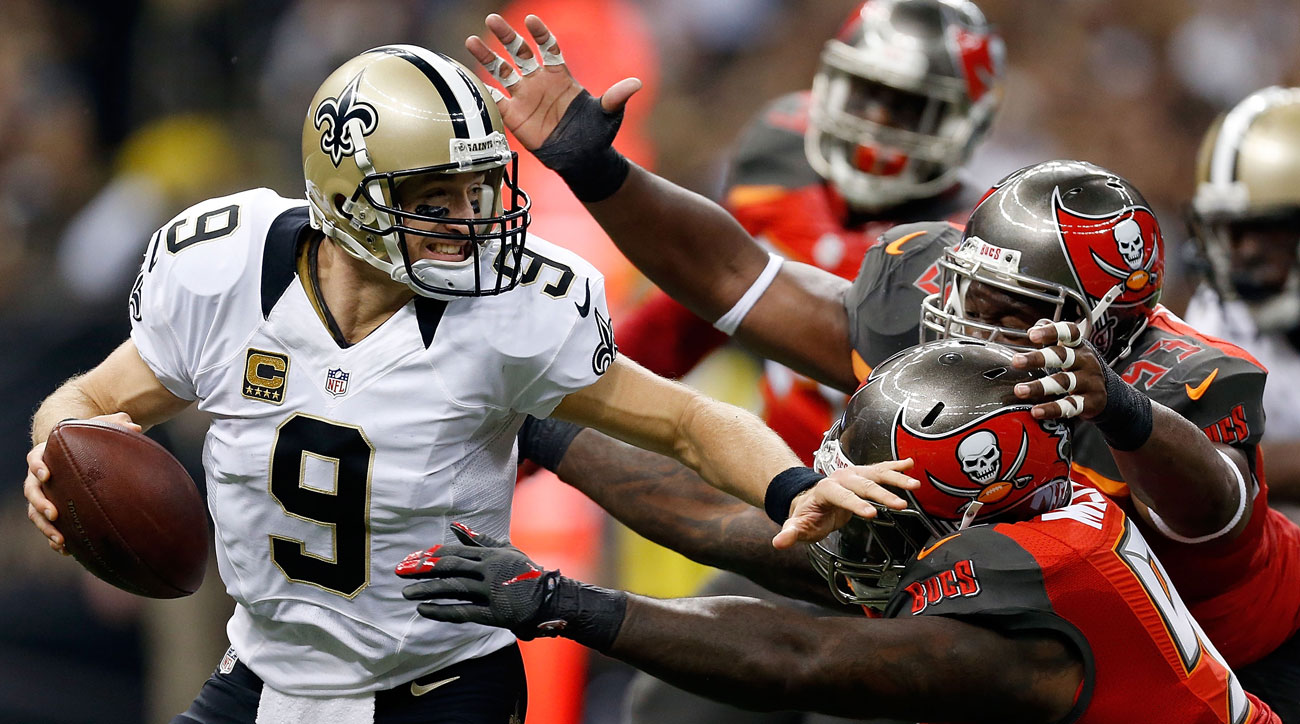 Drew Brees (Wesley Hitt/Getty Images)