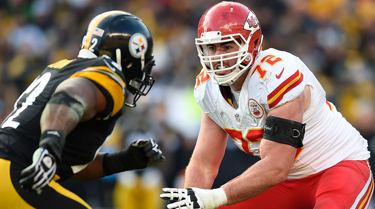 Eric Fisher (Joe Sargent/Getty Images)