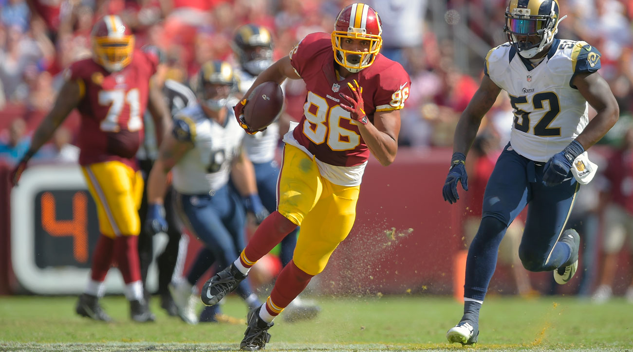 Jordan Reed (John McDonnell/The Washington Post via Getty Images)