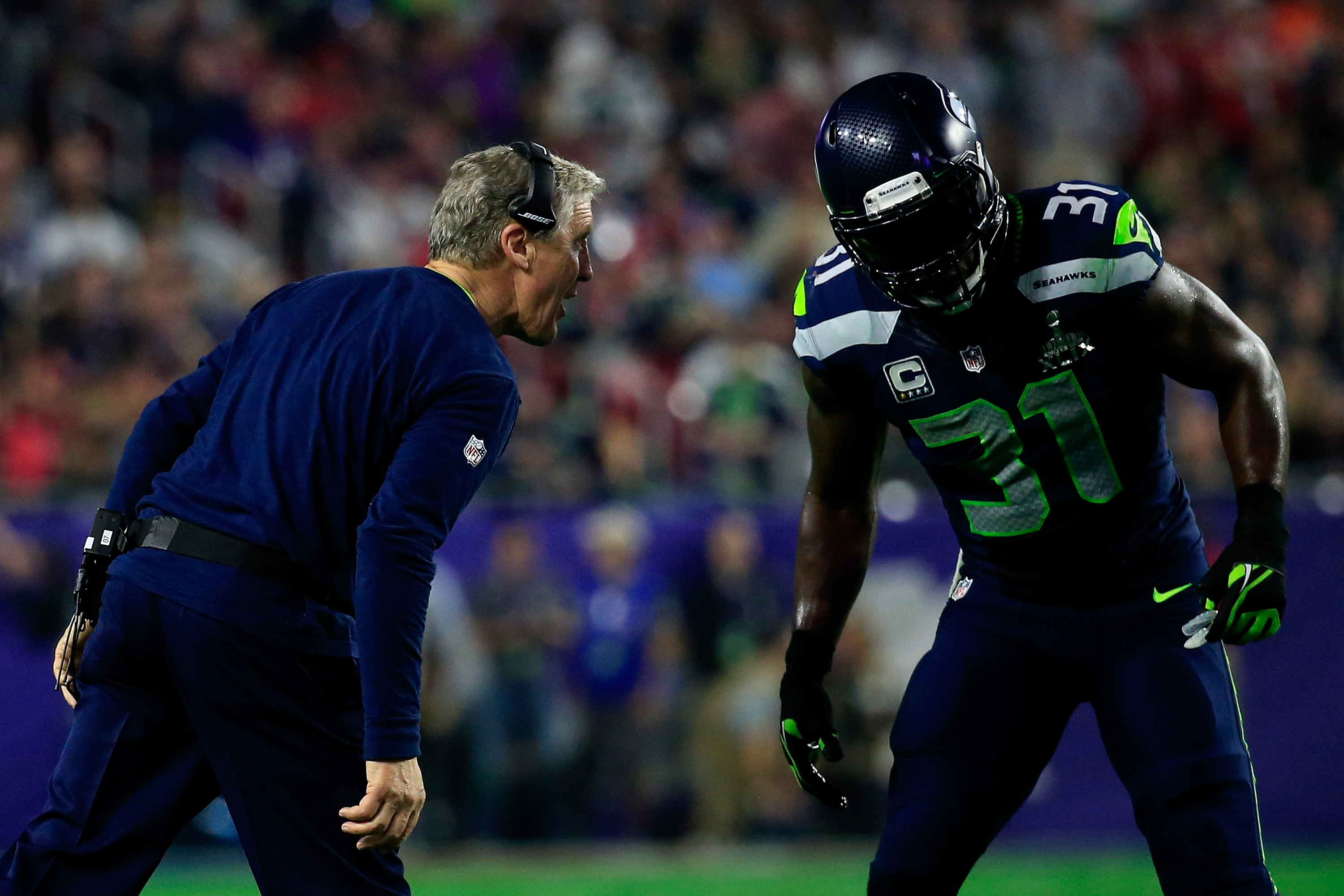 NFL rumors news buzz Kam Chancellor Seattle Seahawks return end holdout