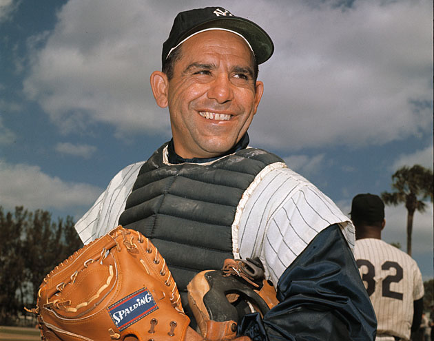 Yogi Berra New York Yankees