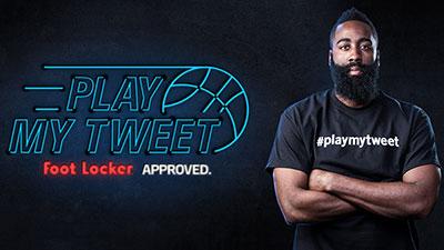james harden foot locker commercial twitter rockets