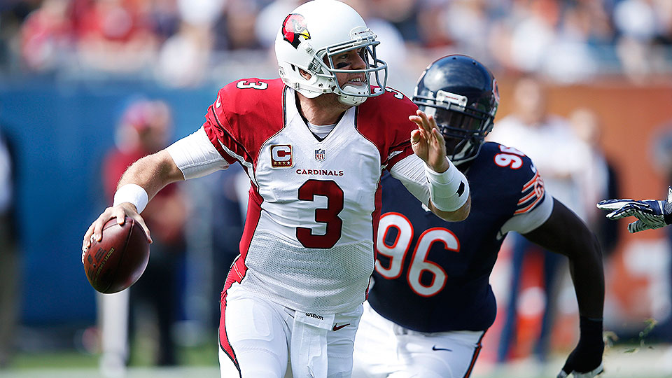 Jake Plummer on Carson Palmer and the Cardinals' hot start