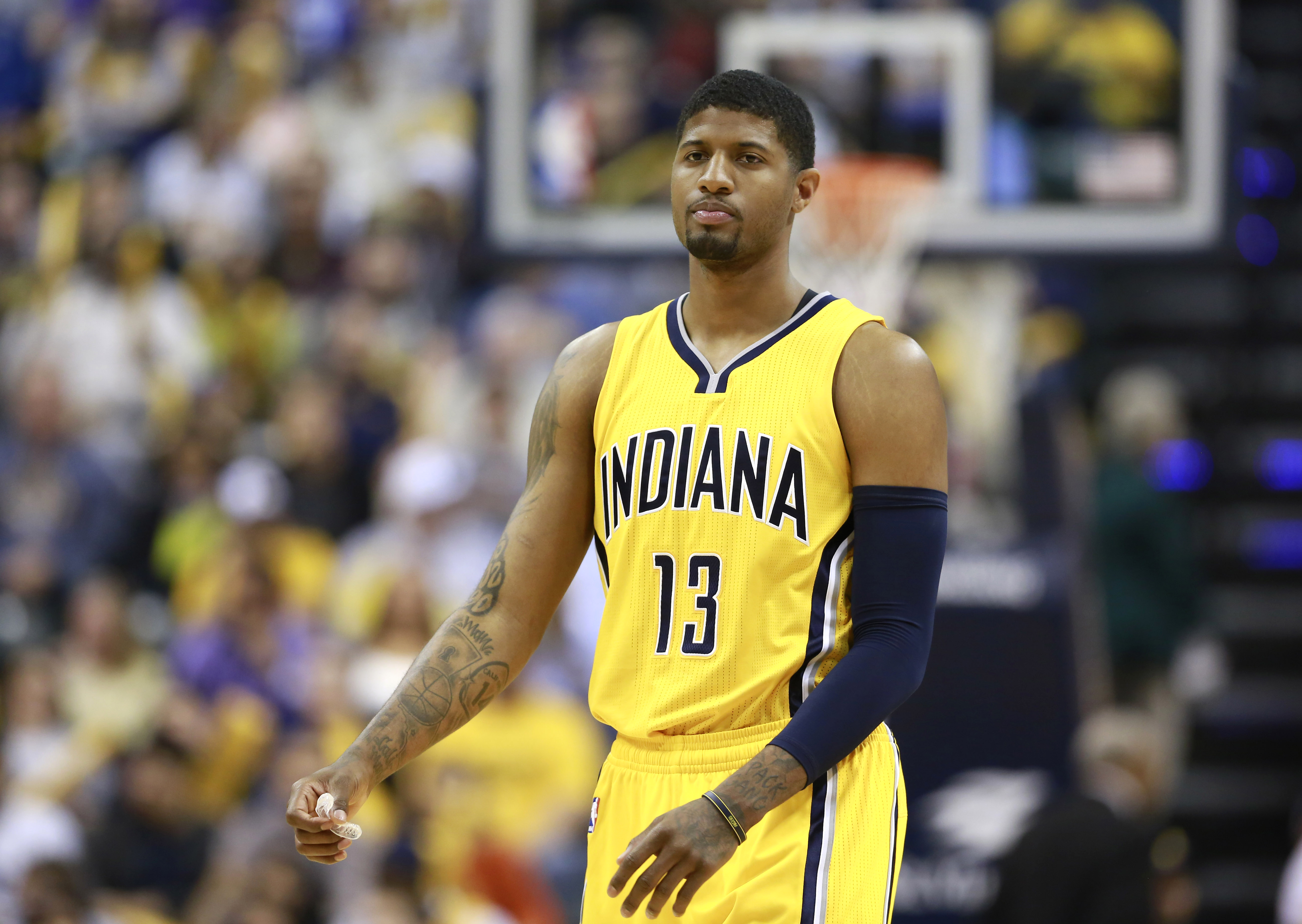Paul George: Indiana Pacers star has MVP aspirations | SI.com