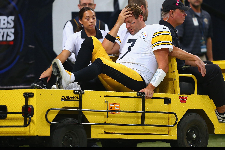NFL rumors pittsburgh steelers ben roethlisberger injured fantasy football news
