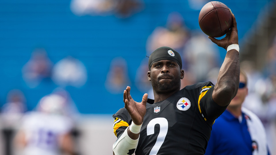 nfl rumors news michael vick pittsburgh steelers starting quarterback