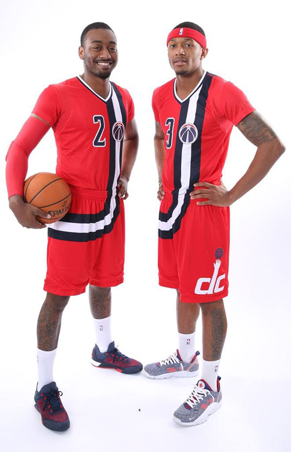 washington wizards baltimore pride uniforms