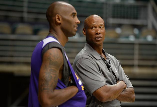 Kobe Bryant; Byron Scott