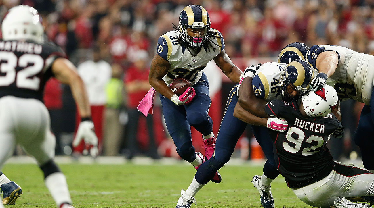 Todd Gurley (Christian Petersen/Getty Images)