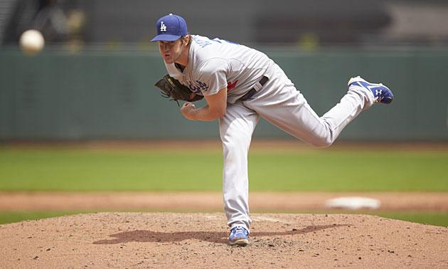 Clayton Kershaw Los Angeles Dodgers