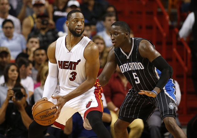 If Dwyane Wade is healthy, the Miami Heat could be the biggest threat to LeBron James and the Cavaliers
