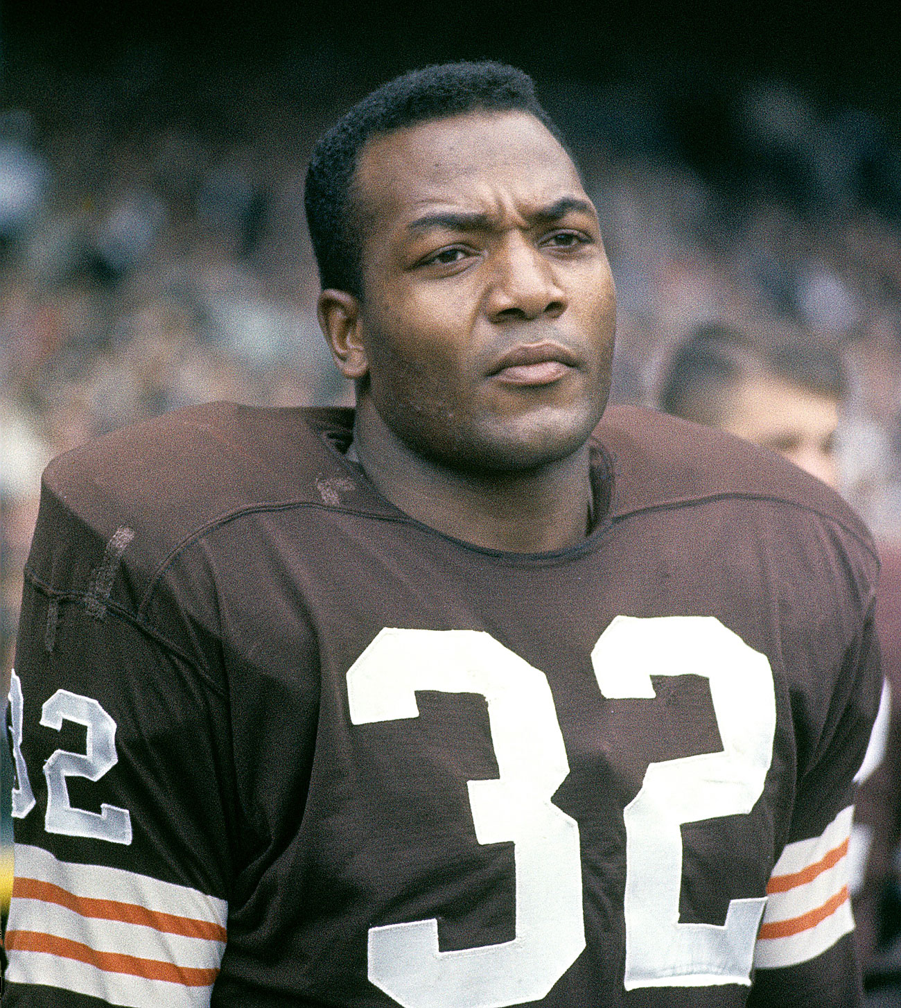 jim brown vs gale sayers