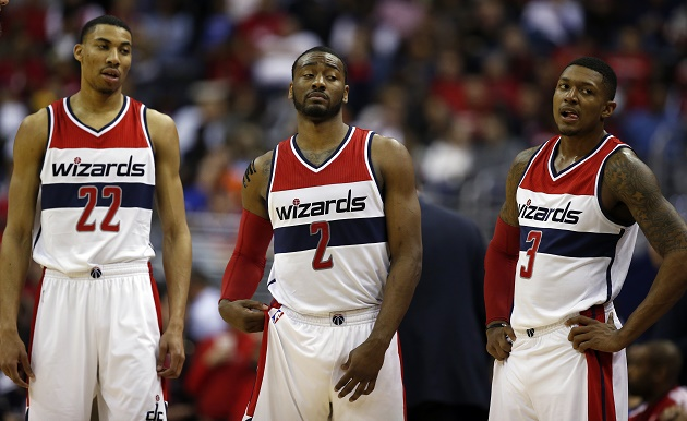 With John Wall and Co., the Washington Wizards have the perimeter play to threaten the Cleveland Cavaliers