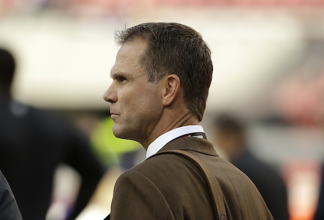 San Francisco 49ers general manager Trent Baalke isn't without blame in the Colin Kaepernick fiasco.