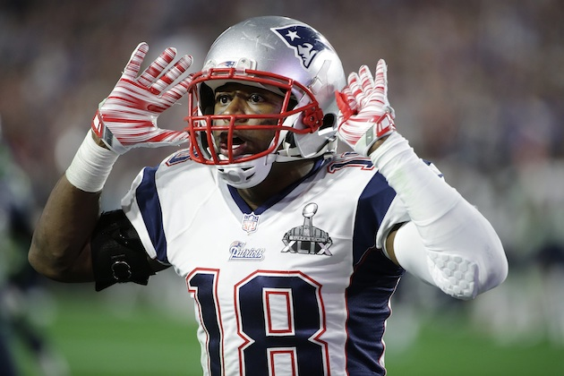 As an offensive player turned special teams star, Matthew Slater of the New England Patriots, pictured here during the Super Bowl, has been a rare exception.