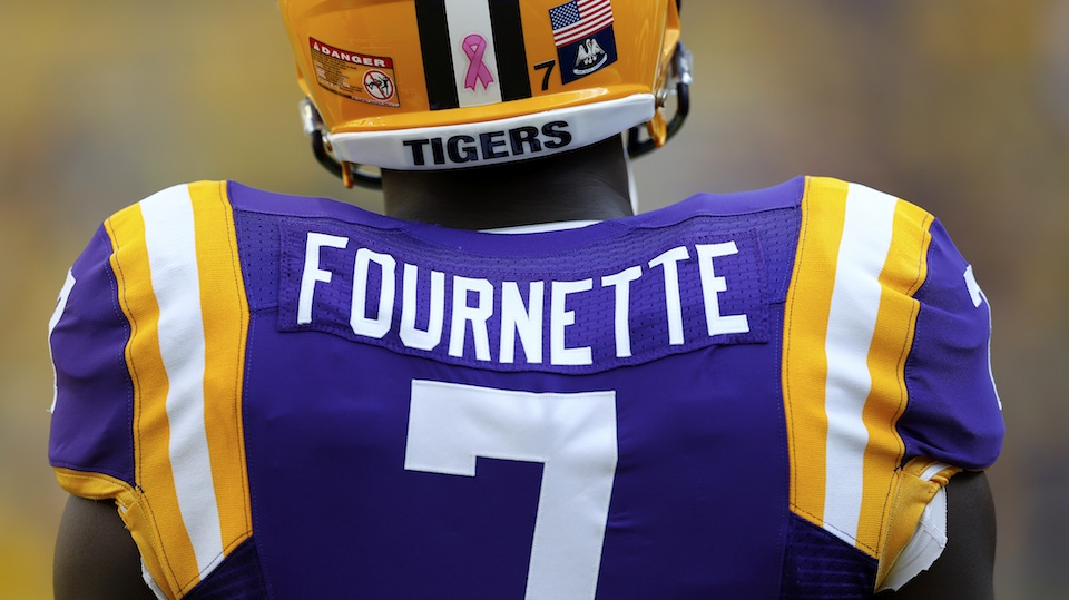 LSU running back and Heisman candidate Leonard Fournette's NFL prospects are the subject of much controversy