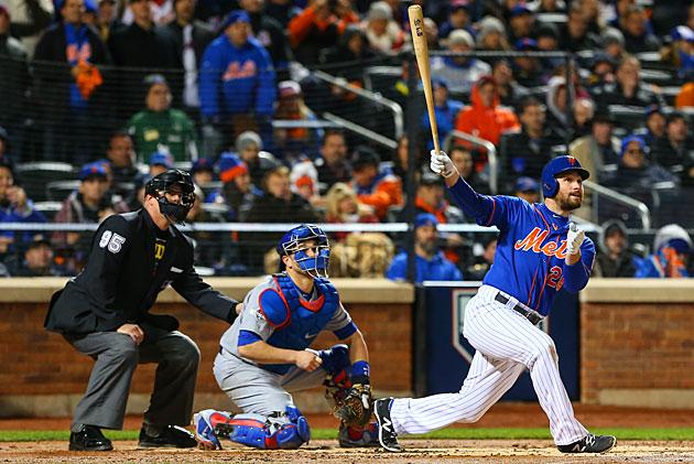 Daniel Murphy New York Mets