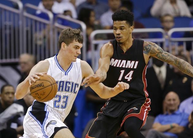 Orlando Magic rookie Mario Hezonja has been impressive during the 2015 NBA preseason.