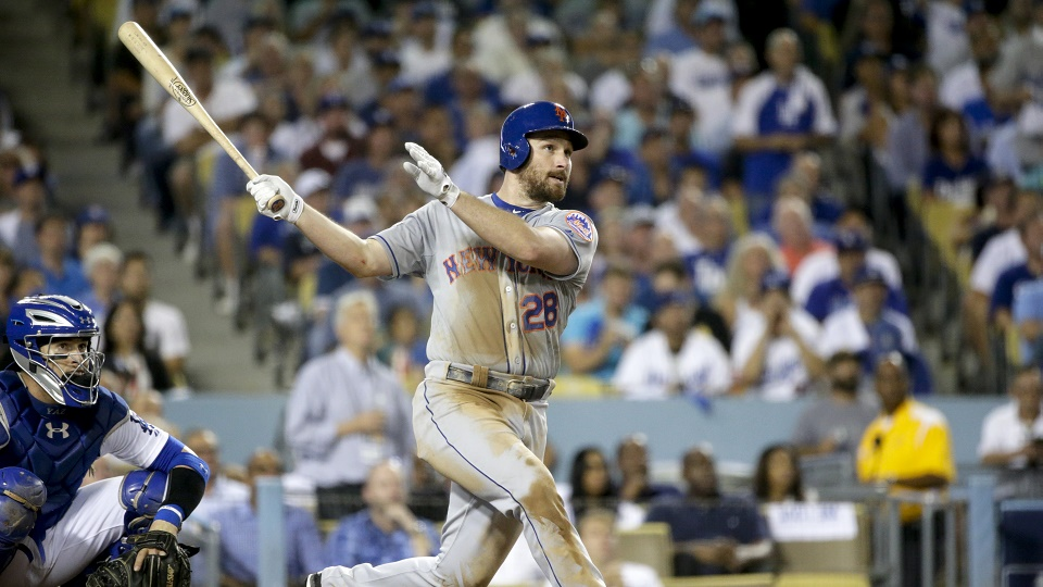 Daniel Murphy's home runs have driven the Mets toward the World Series
