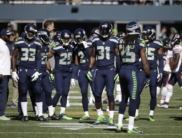 Has the Seattle Seahawks' Legion of Boom lost its edge?