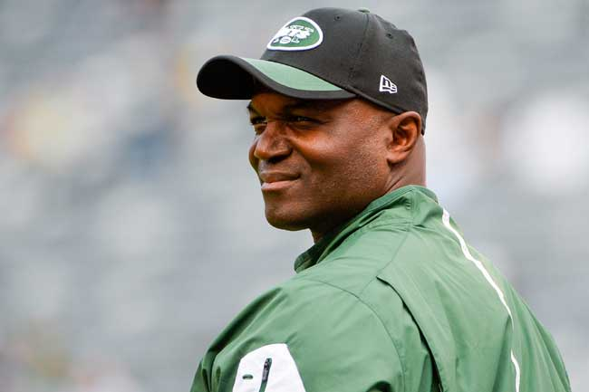 New York Jets coach Todd Bowles