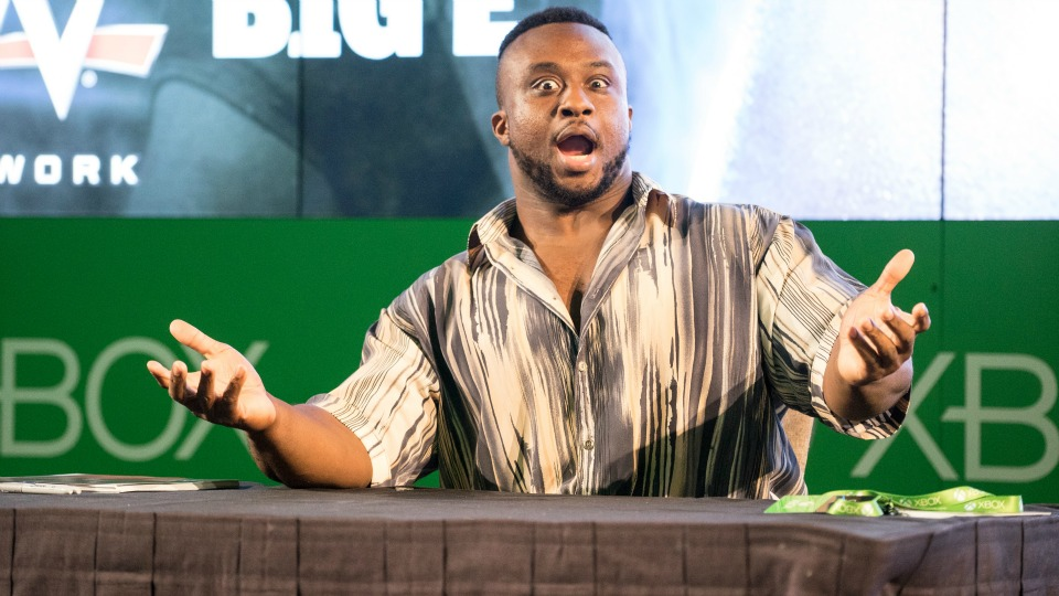 WWE's Big E talks about finding his way in WWE, and New Day's popularity