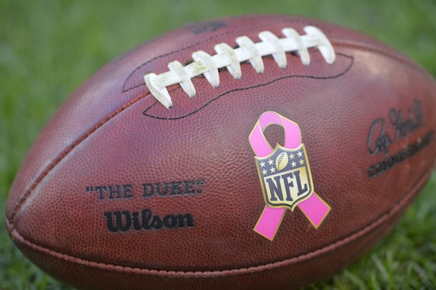 NFL Breast Cancer Awareness Month