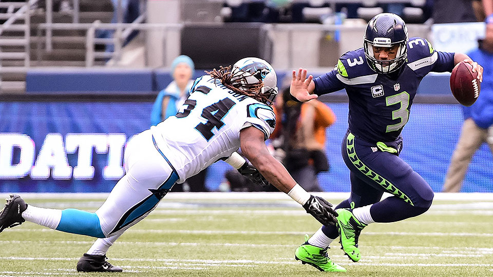 Jake Plummer: Russell Wilson strong in defeat for Seahawks vs. Panthers
