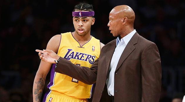 D'Angelo Russell Los Angeles Lakers 2015–16 NBA season