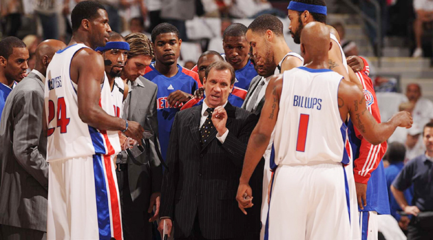 Flip Saunders death Detroit Pistons NBA
