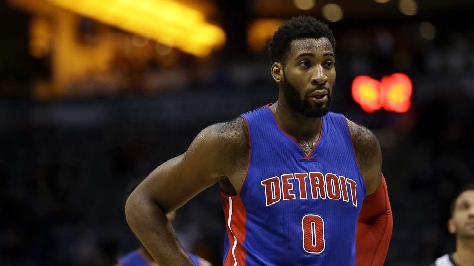 Andre Drummond and the Detroit Pistons will wait until Summer 2016 to work out any contract, which helps both parties