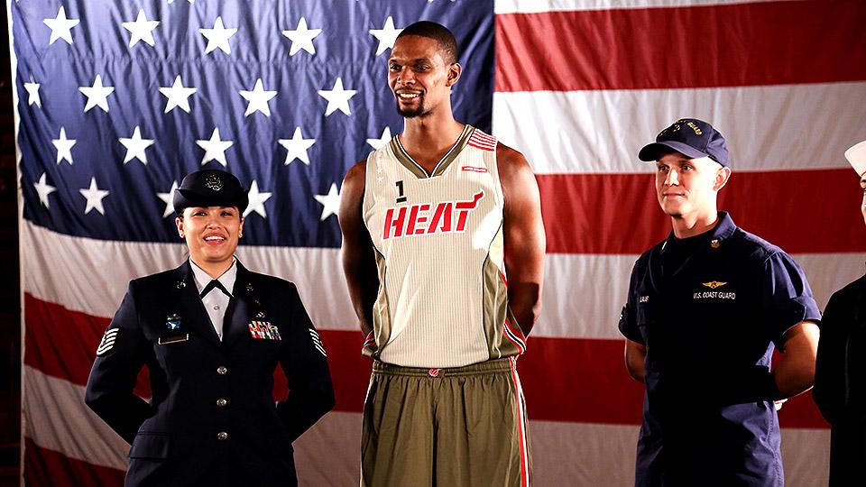Miami Heat Chris Bosh