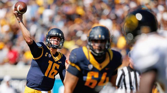 Cal QB Jared Goff, top quarterback in the 2016 NFL draft.