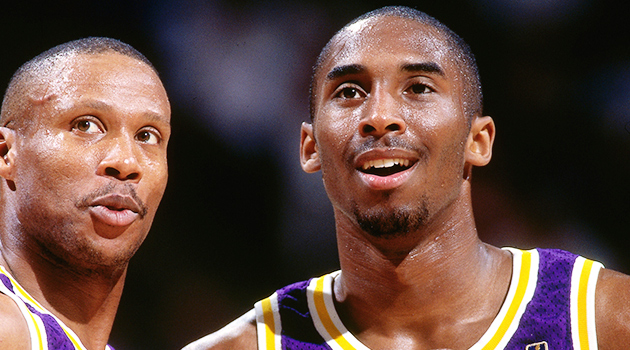Kobe Bryant Byron Scott Los Angeles Lakers 1997 season