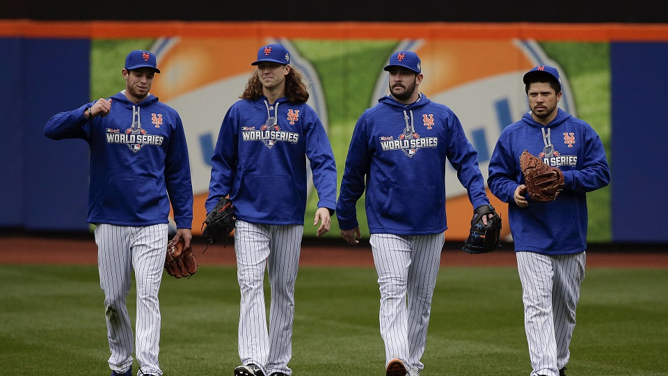 How the Mets' starting pitchers use their offspeed stuff should determine the World Series
